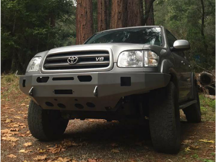 Best 2001 2007 Sequoia Off Road Bumper